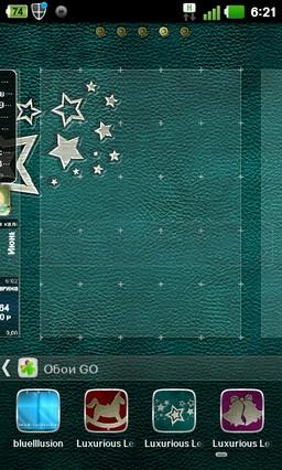 L-Style GO LauncherEX Theme 1.3