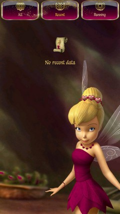 tinkerbell Pink