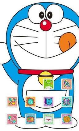 Blue Doraemon