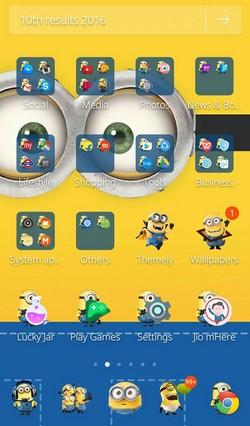 Cute Minions Theme