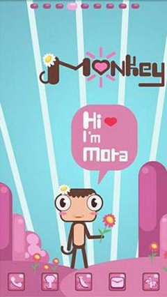 GO Monkey Mora