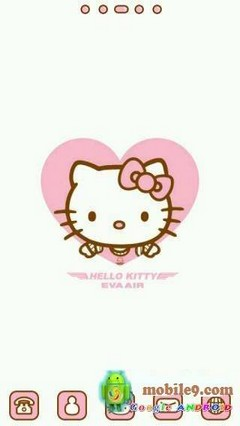 GO pink kitty
