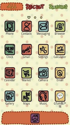 Go launcher Why Theme