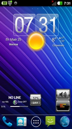 Ice Cream Sandwich (theme) 1.9.1