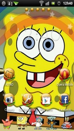 Bob Esponja (spongebob)