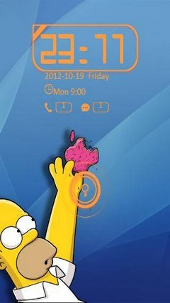 Simpson HD Go Locker EX