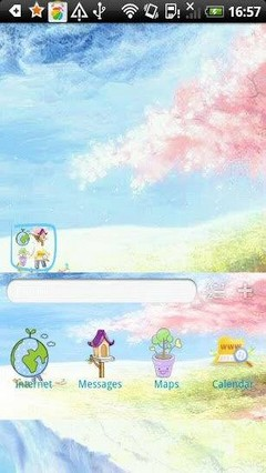 Dream Theme Go Launcher