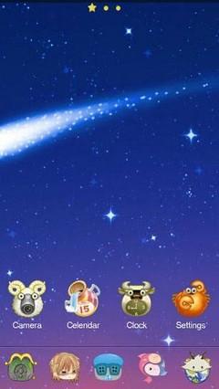 X-Constella GO LauncherEXTheme