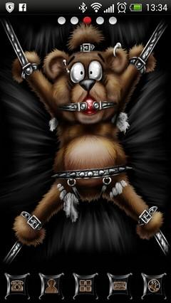 Tortured bear