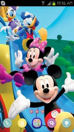 Disney Go Launcher EX Theme