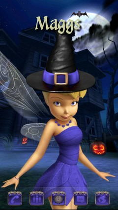 tinkerbell witch