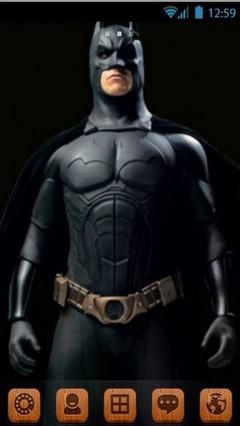 Batman by vanko Go Launcher