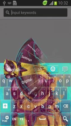 Spring Trend Keyboard