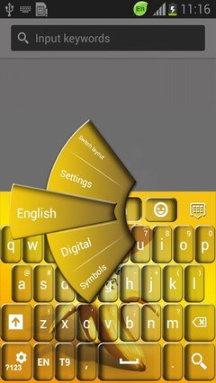 Banana Keyboard