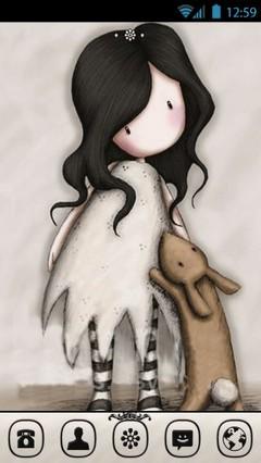Love You Little Rabbit