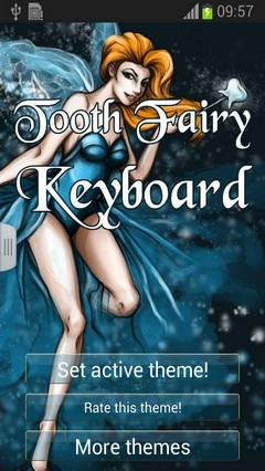 Tooth Fairy Keyboard