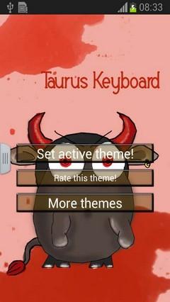 Taurus Keyboard