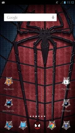 Amazing SpiderMan Icon Pack
