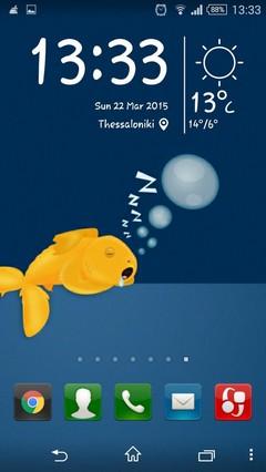 Sad GoldFish GO by ThaBull