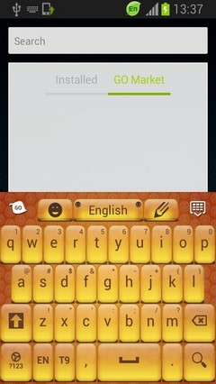Cool Keyboard with Emoji