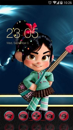 Cartoons - Vanellope