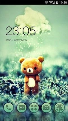 Sad Teddy