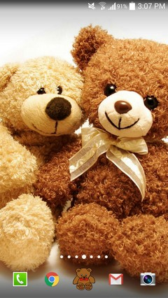 Teddy Bear Theme HD