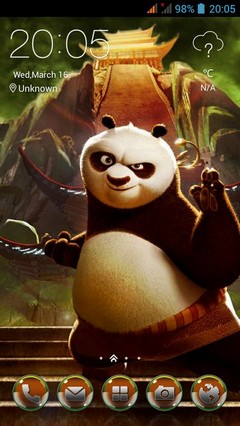 Kung Fu Panda movie