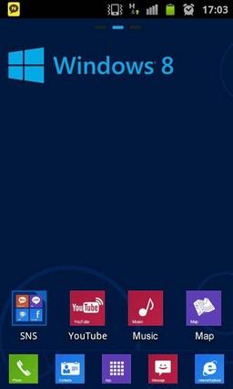 Windows 8 Go Theme