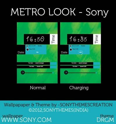 Meto look - DRGM
