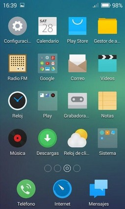 Flyme OS Theme for 360 Launcher