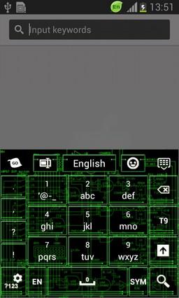 Digital Free Keyboard-release