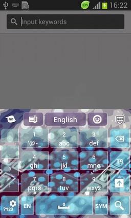 Nano Keyboard