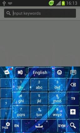 CyberSpace Keyboard