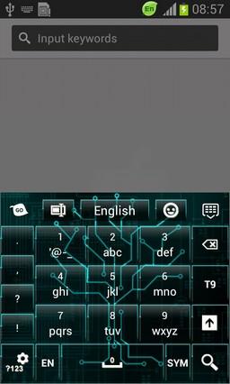 Digital Tree Keyboard