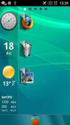 my window go launcher