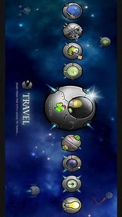 Travel GO LauncherEX Theme
