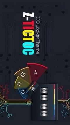 ZTICTOC GO Locker Theme