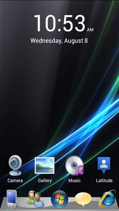 Windows 7 Lite Go Theme