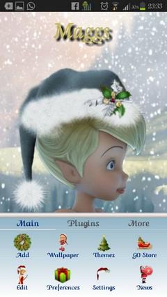 tinksw blue christmas