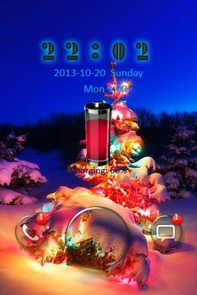 Merry Christmas Go Locker 3
