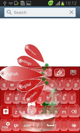 Keyboard Xmas