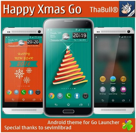 Happy Xmas Go by ThaBull
