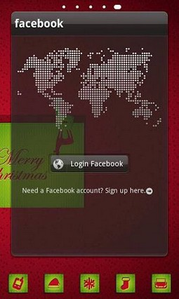 Christmas Theme GO Launcher EX