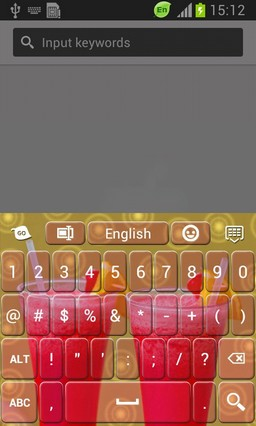 Fruit Juice Keyboard