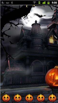 first halloween go theme