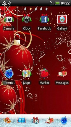 Christmas theme