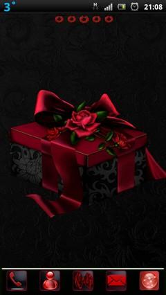 Black gift