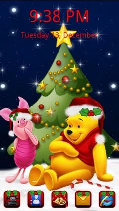 poohs christmas