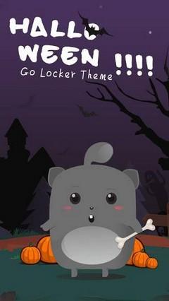 Hello GO Locker Theme